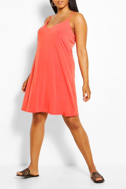 Plus Cami Mini Dress 7