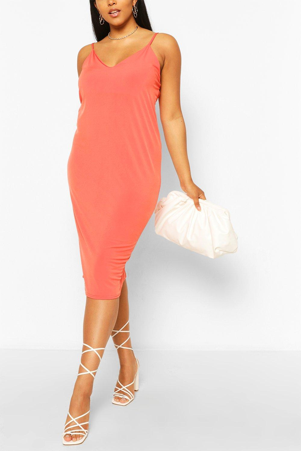 Plus Cami Midi Dress 4