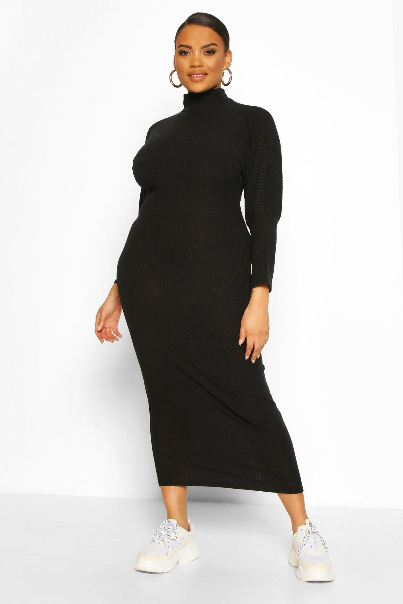 Plus Oversized T-Shirt Knitted Tassel Dress 7