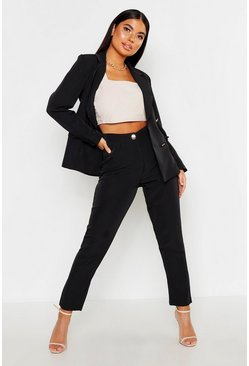 Black Petite Dress Pants
