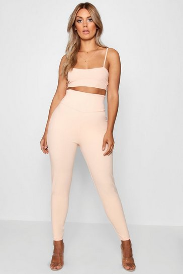 Nude Plus  Thigh Waist Sculpt Legging