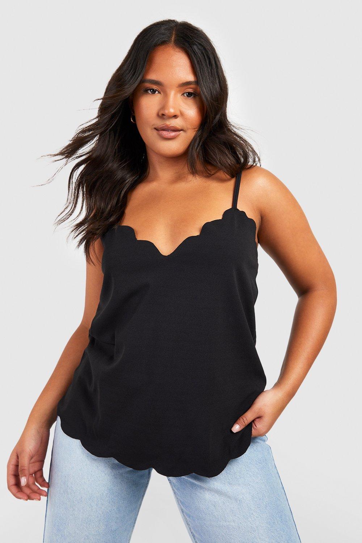 Elegant Tiered Skirt - black 7