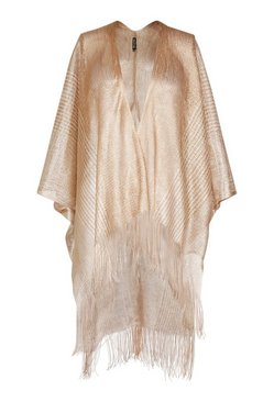 Gold Metallic Kaftan