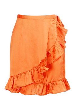 Orange Beach Skirt