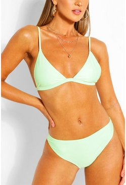 Mint Mix & Match Cheeky Bum Bikini Brief