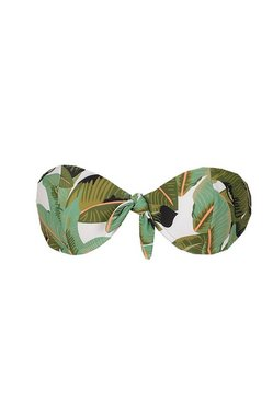Green Mix & Match Beverly Hills Underwired Push Up Top