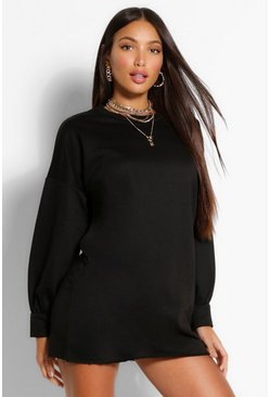 Black Tall Perfect Sweat Dress