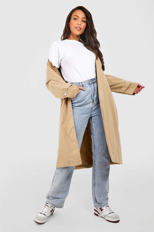 Tall Clothing Tall Plain Cotton T-Shirt