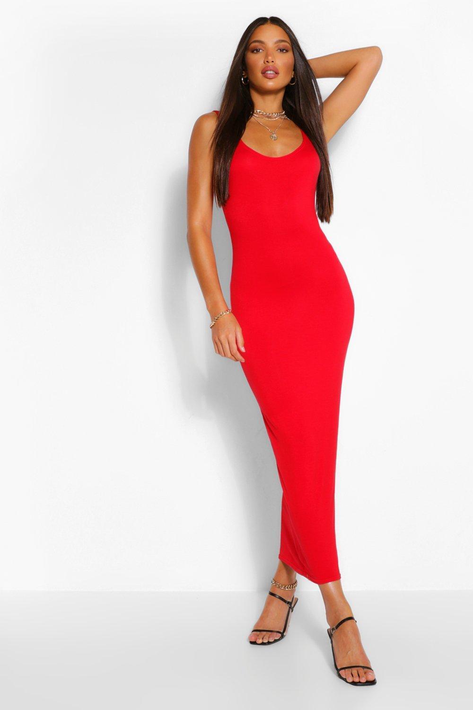 Womens Sale Tall Scoop Midaxi Dress