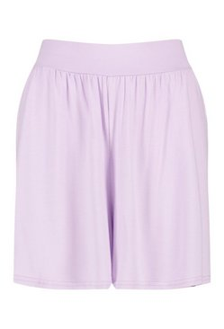 Lilac Tall Basic Flippy Shorts