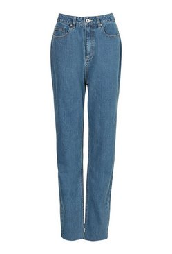 Dark blue Tall Basic Boyfriend Jeans