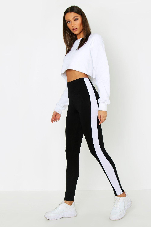 Tall Clothing Tall Side Stripe Leggings