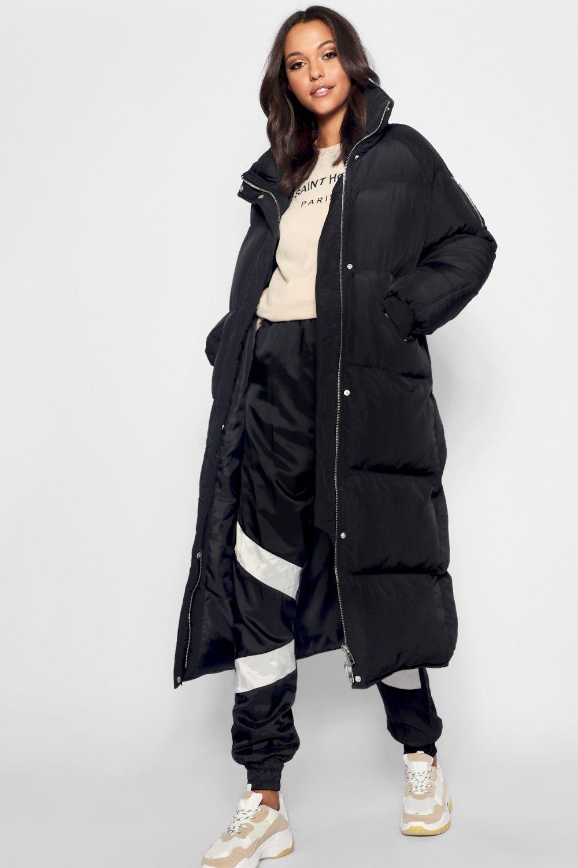Tall Clothing Tall Longline Padded Coat