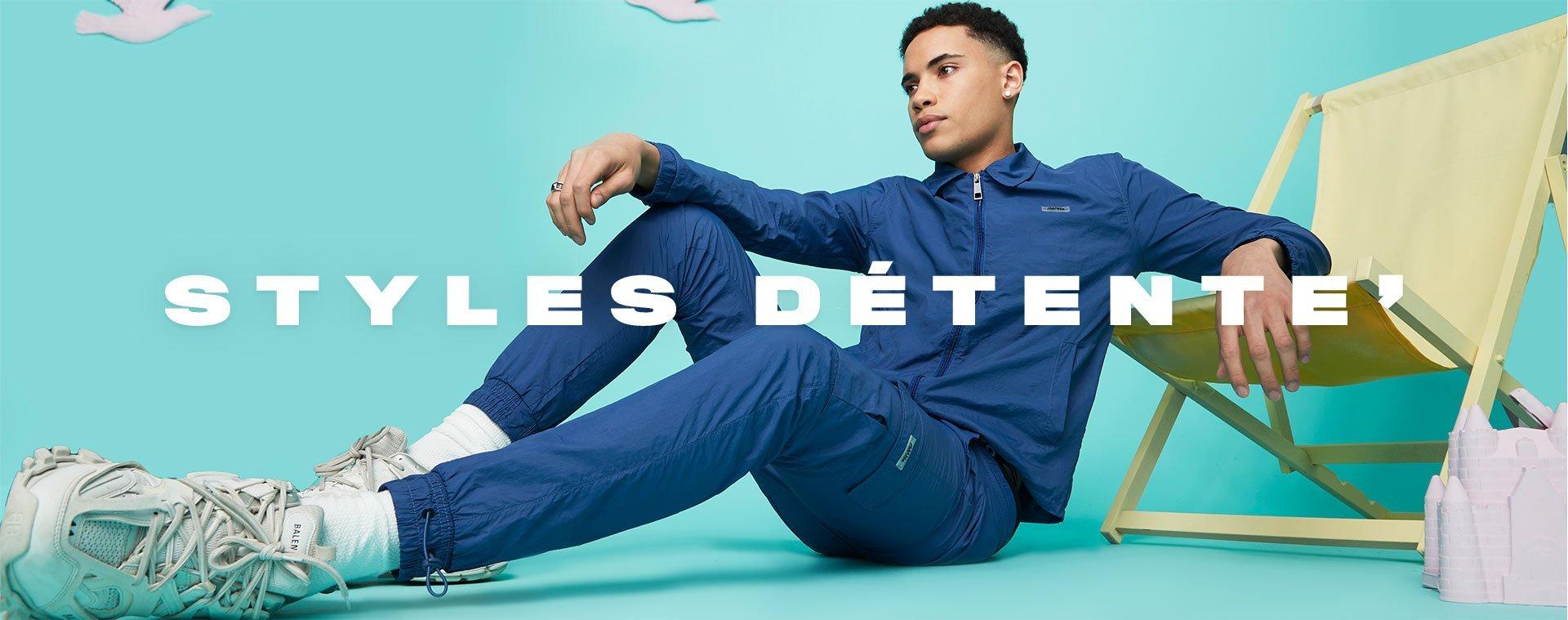 Nouveautés Vêtements Homme