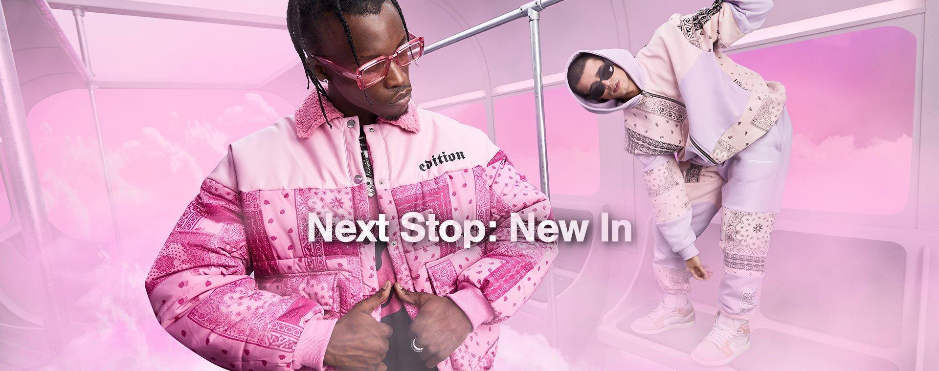 Shop Men's Newin