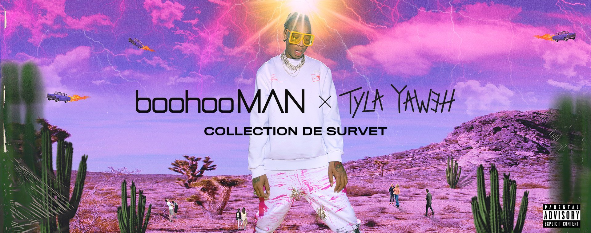 Collection Survêtements Tyla Yaweh
