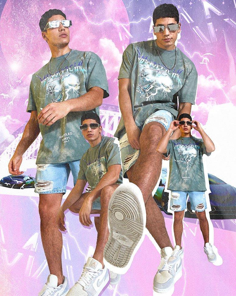 Men's T-Shirts & Singlets
