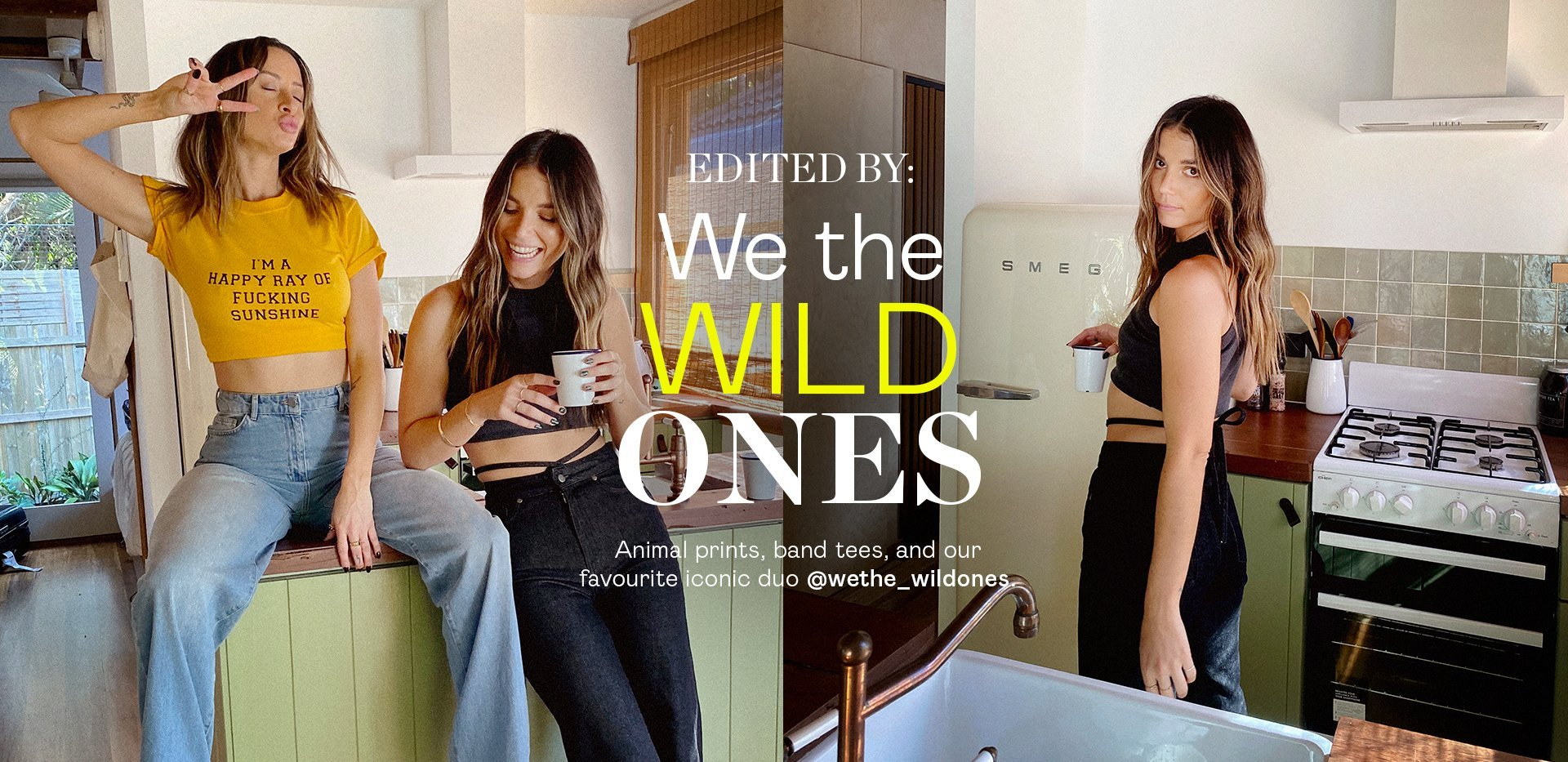 Edited By: We the Wild Ones