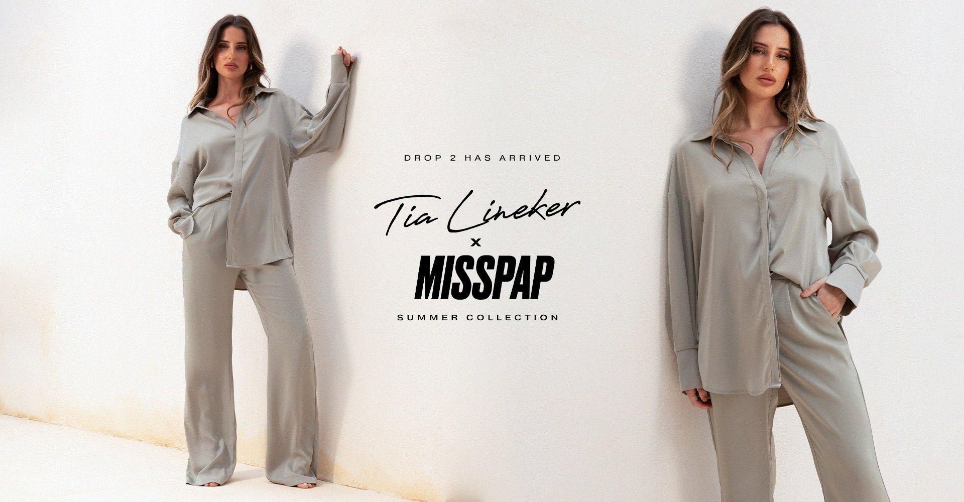 Tia Lineker x Misspap Drop 2
