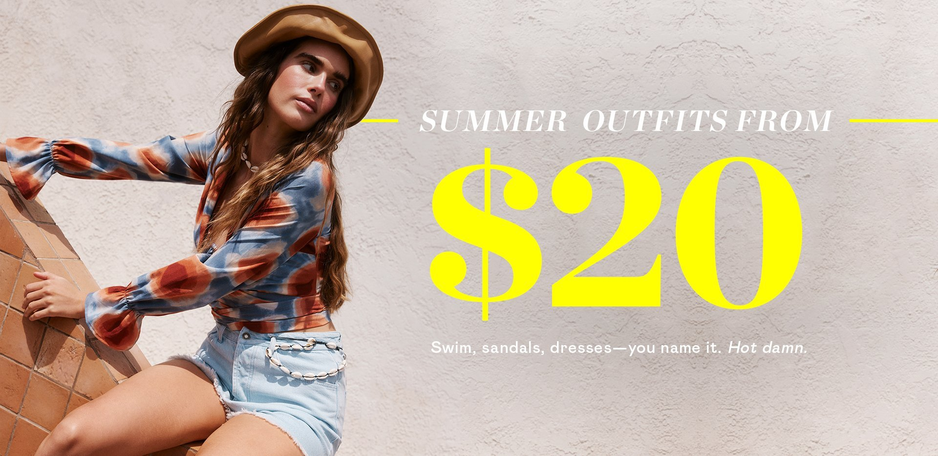 Summer from $20