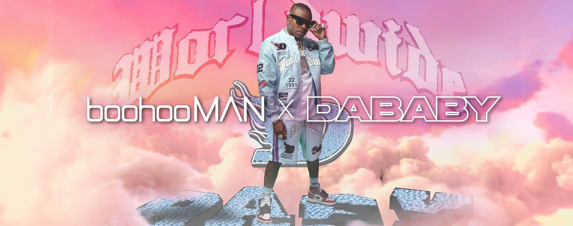 boohooMAN x DaBaby