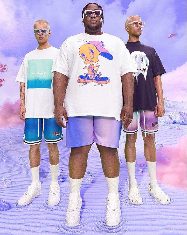 T-Shirts et Débardeurs Homme