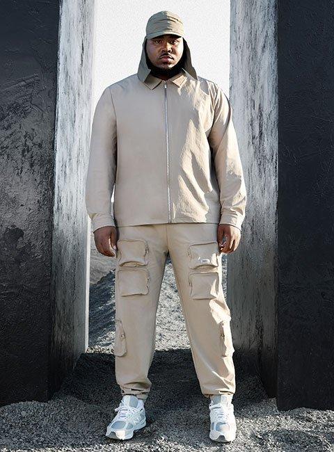 Men's Plus Size Clothing