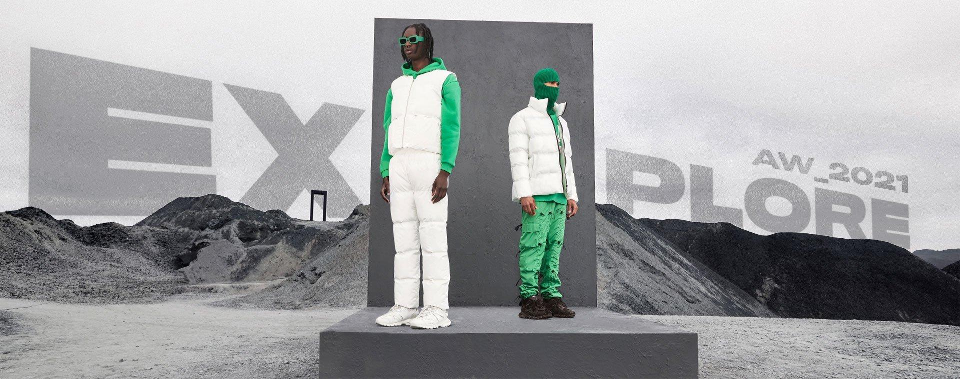 Men's New In Clothing
