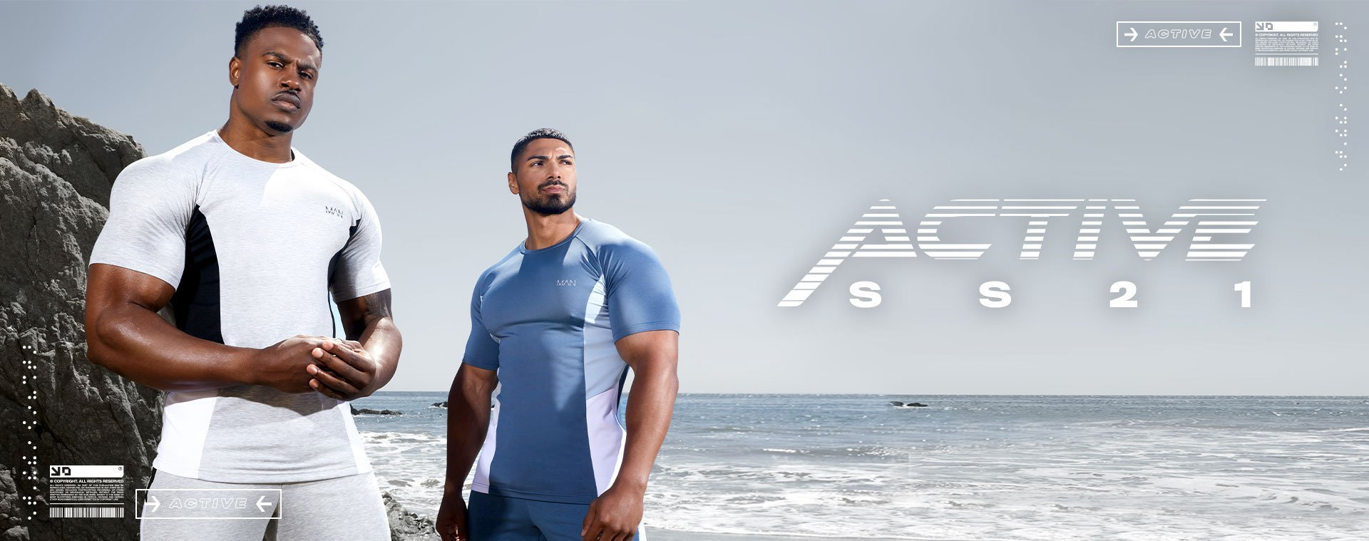 Collection Vêtements De Sport Homme Printemps/Été 2021