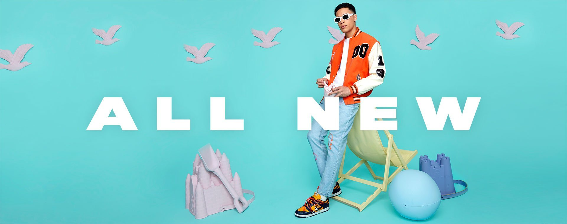 Men's New In Clothing