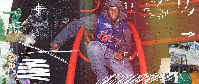 boohooMAN x Bloody Osiris Fashion Edit