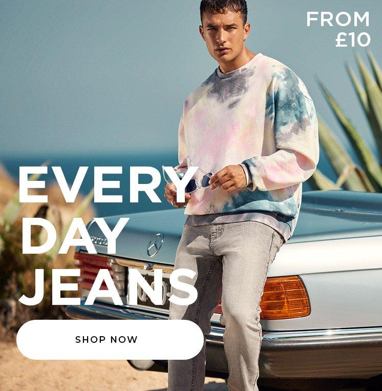 Every Day Jeans