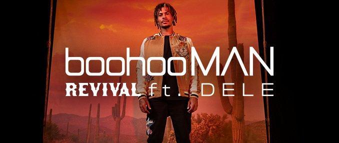 boohooMAN Revival