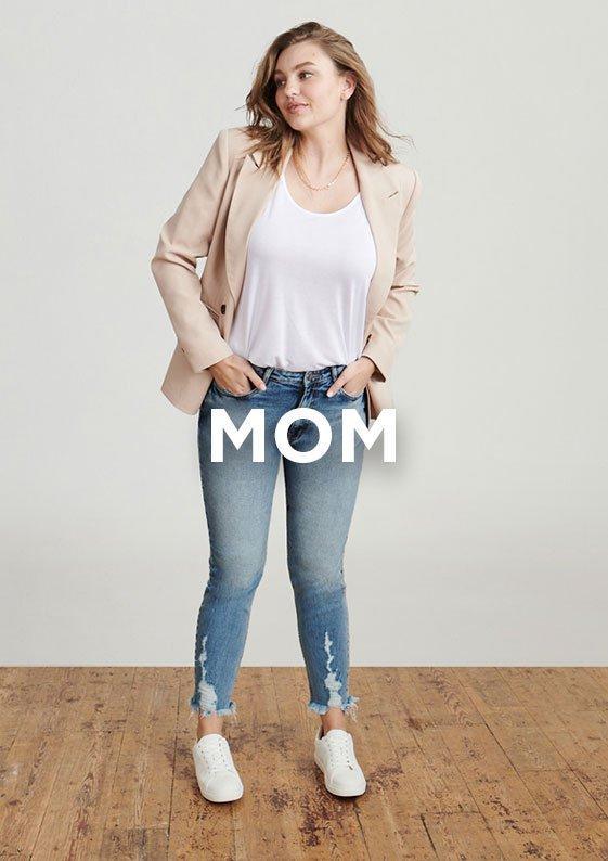 Denim - Mom