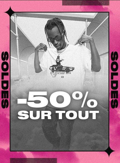 Soldes T-Shirts & Débardeurs Homme