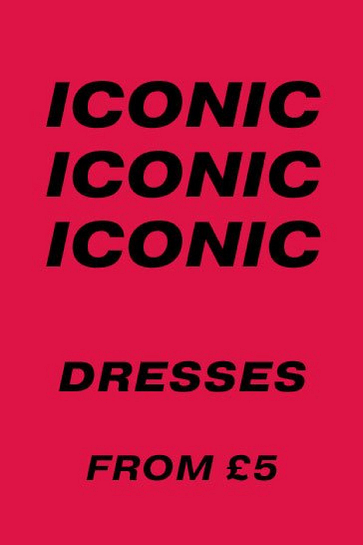 £5 Iconic Dresses