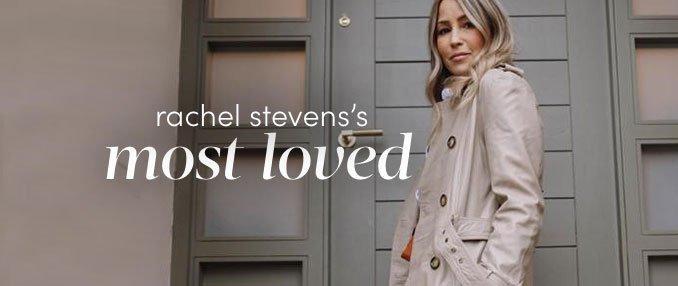 Rachel Stevens's Most Loved