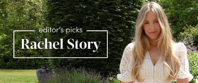 Editor's Picks: Rachel Story