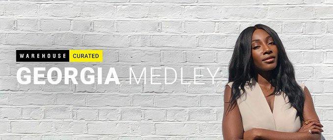 Georgia Medley x Warehouse Curated