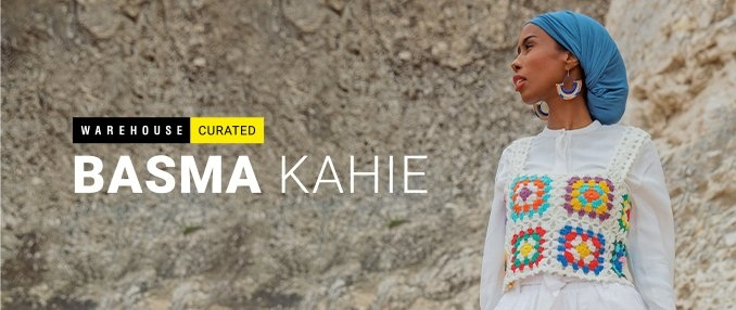 BASMA KAHIE X WH CURATES