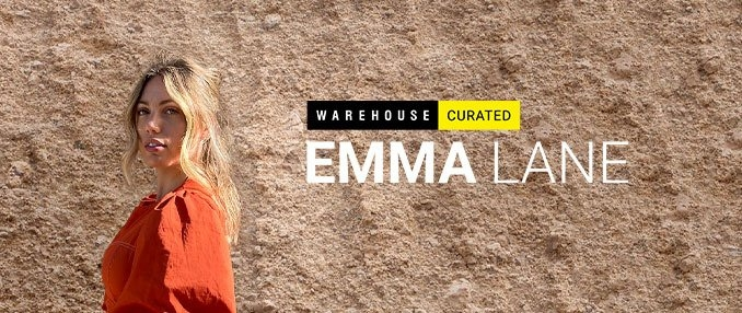 Emma Lane x WH Curated
