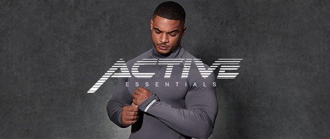 Men's Active Essentials