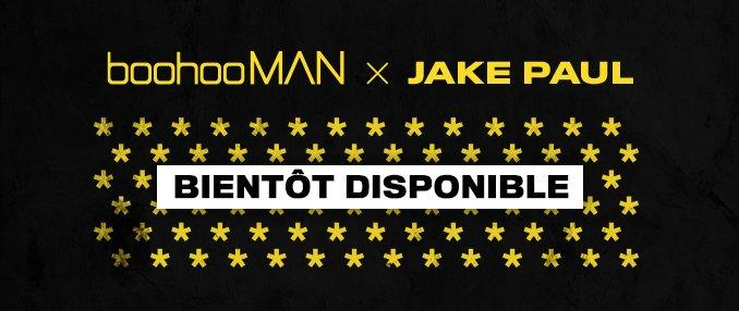 Collection boohooMAN x Jake Paul