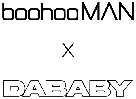 BoohooMAN | BoohooMAN x DaBaby logo
