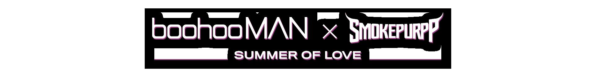 BoohooMAN | BoohooMAN x Smokepurpp logo